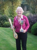 Cath Mitchell Winner of Bronze Division & Twilight Spoon